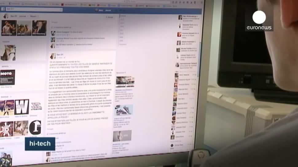 Facebook, Polizei, Kriminalität, EuroNews, soziale Netzwerke, Verbrechen, Selbstjustiz