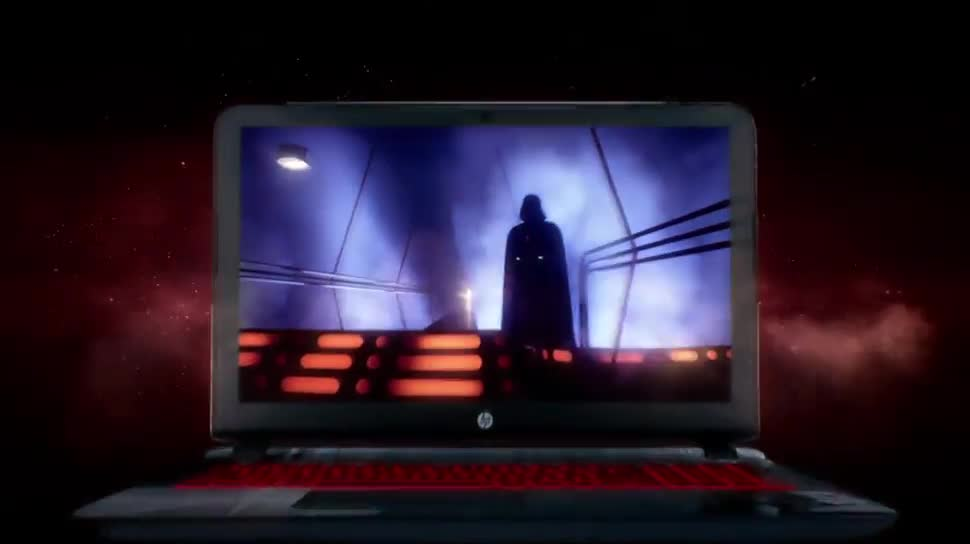 Notebook, Laptop, Hp, Hewlett-Packard, Star Wars, Hewlett Packard, Star Wars Special Edition Notebook