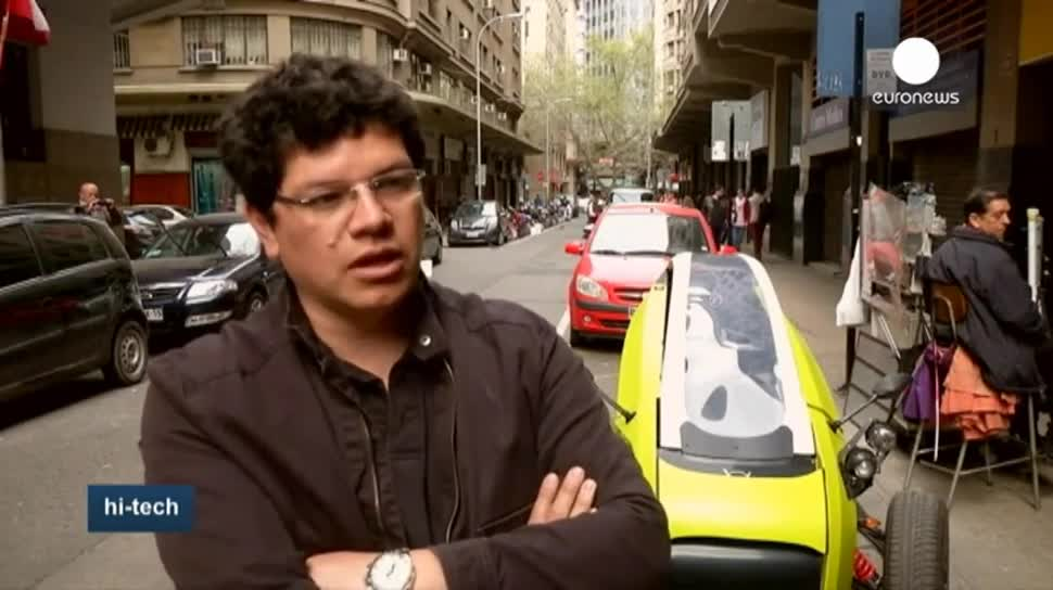 Autos, EuroNews, E-Auto, Chile, Elektro-Auto, Sôki