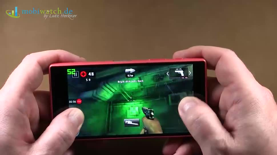 Smartphone, Android, Sony, Lutz Herkner, Game-Check, Xperia Z5 Compact