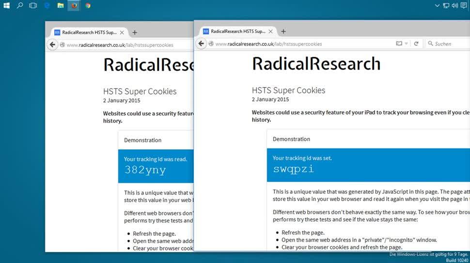 Datenschutz, überwachung, SemperVideo, Tracking, Cookie, super-cookie, Sirefox