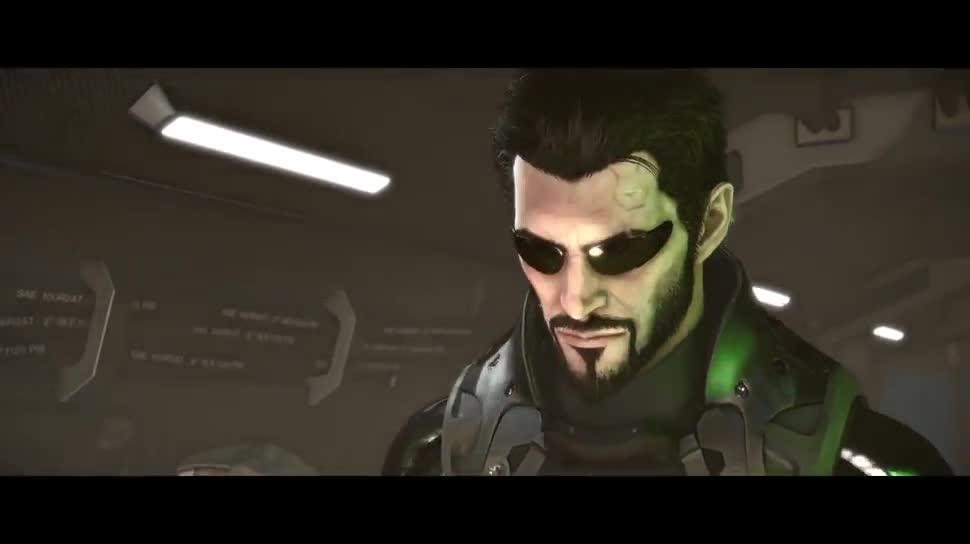 Trailer, actionspiel, Square Enix, Deus Ex, Deus Ex: Mankind Divided, Mankind Divided