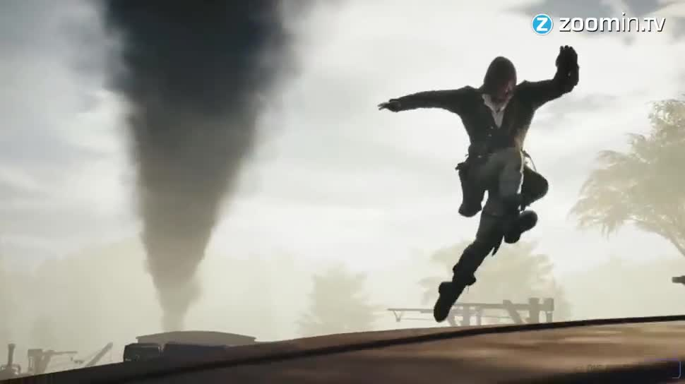 Ubisoft, actionspiel, Zoomin, Assassin's Creed, Assassin's Creed Syndicate