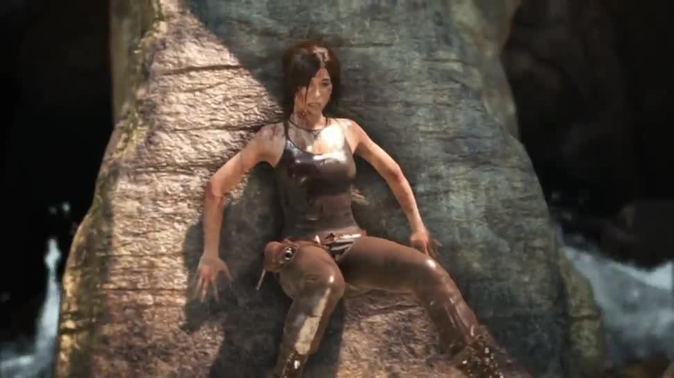 Microsoft, Trailer, actionspiel, Square Enix, Tomb Raider, Lara Croft, Rise of the Tomb Raider