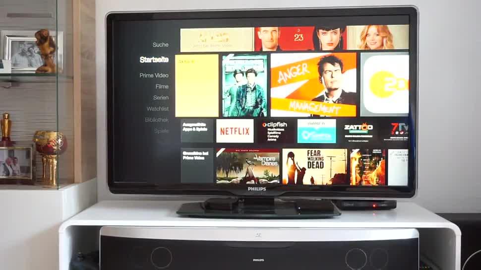 Amazon, Fernsehen, Set-Top-Box, Fire TV, mobilegeeks
