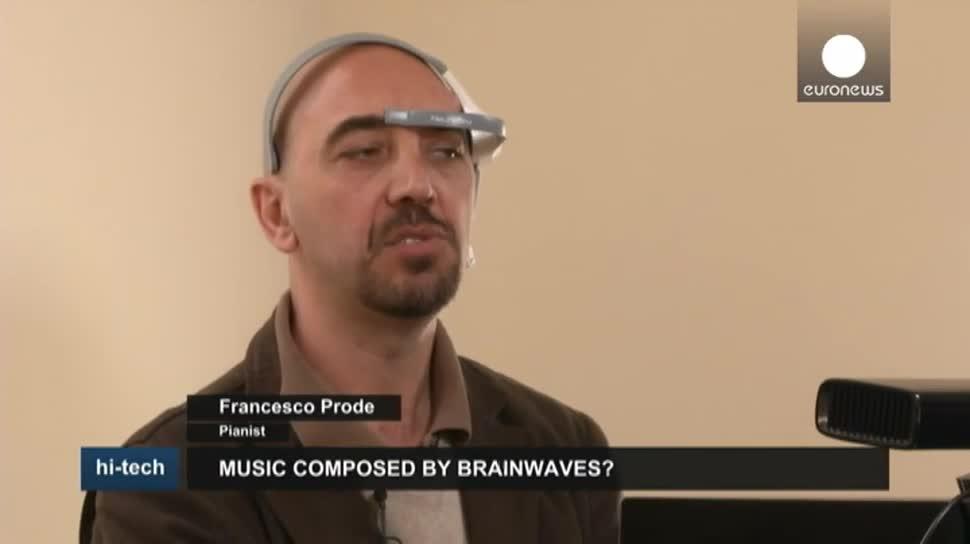 Musik, Kinect, Sensoren, Gehirn, Kunst, Gehirnwellen, Internationale Akademie für Musik und Kunst, AIMART, Neuronensensor