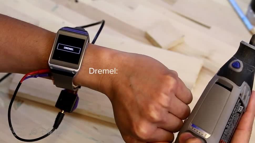 Forschung, Chip, smartwatch, Wearables, Technologie, EM-Sense, Disney Research, elektromagnetisches Impulse