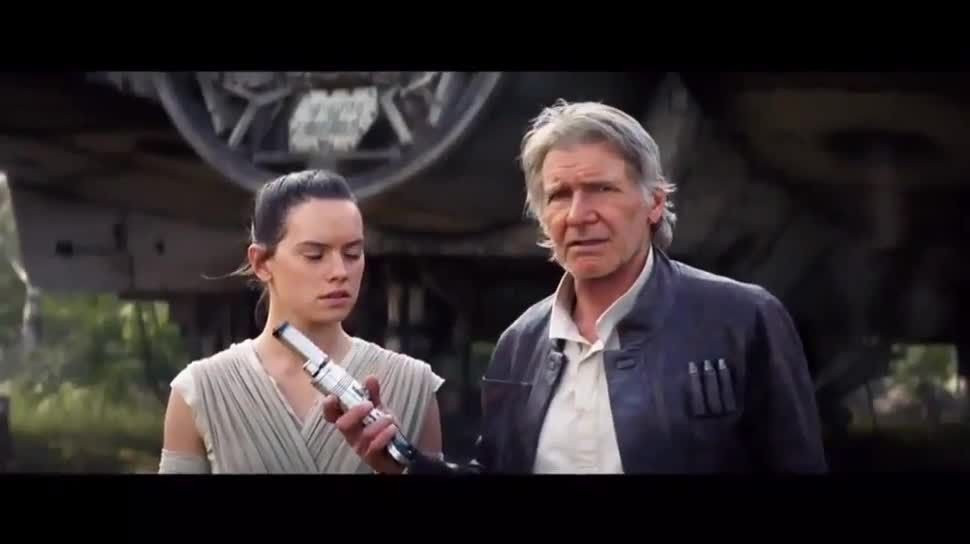 Trailer, Star Wars, Kino, Disney, J.J. Abrams, Das Erwachen der Macht, TV-Spot, Star Wars VII, The Force Awakens