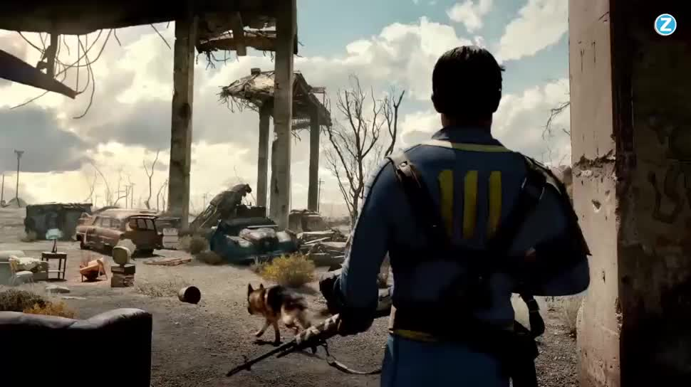 Zoomin, Rollenspiel, Bethesda, Fallout, Fallout 4