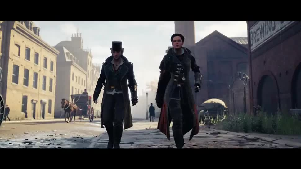 Trailer, Ubisoft, actionspiel, Assassin's Creed, Assassin's Creed Syndicate