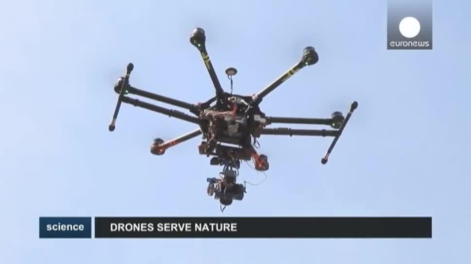 Drohnen, EuroNews, Spanien, Naturschutz, Sierra Nevada