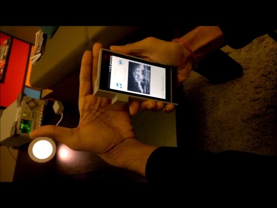 Licht, Datenübertragung, Led, Li-Fi, Velmenni
