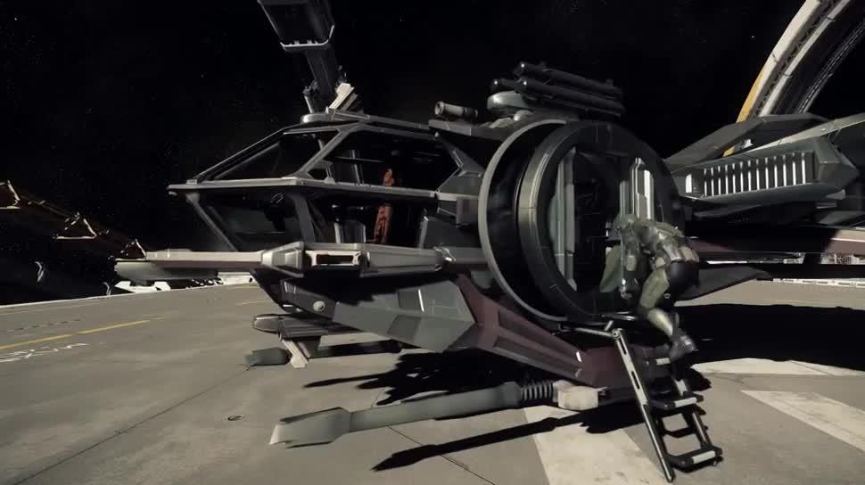 Trailer, Simulation, Star Citizen, Weltraumsimulation, Chris Roberts, Cloud Imperium Games, Video Game Awards, VGA 2015