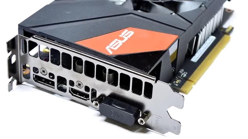 Asus, Nvidia, Grafikkarte, ValueTech, GTX950-M-2GD5
