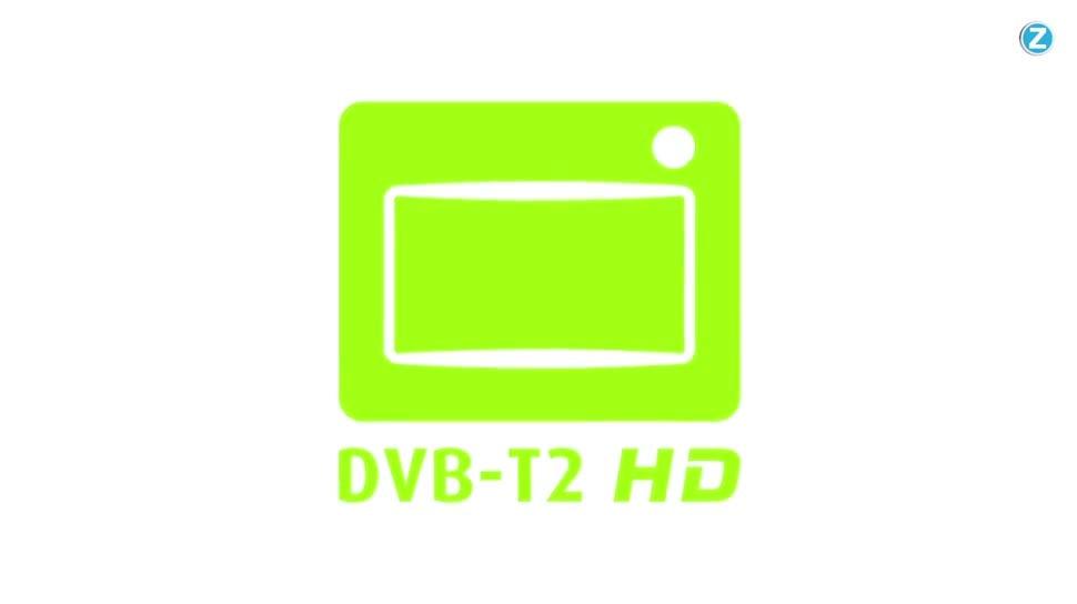 Tv, Fernsehen, Zoomin, DVB-T2, DVB-T, DVB-T2 HD, Dvb, HEVC