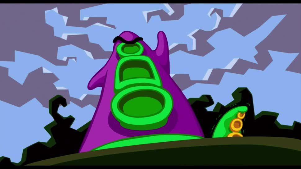 Trailer, Adventure, Double Fine, Day of the Tentacle, Day of the Tentacle Remastered, PSX 2015