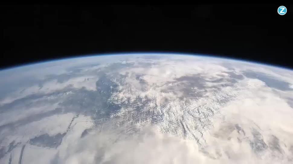 Zoomin, Weltraum, Erde, Umweltschutz, Astronauten, Weltklimagipfel
