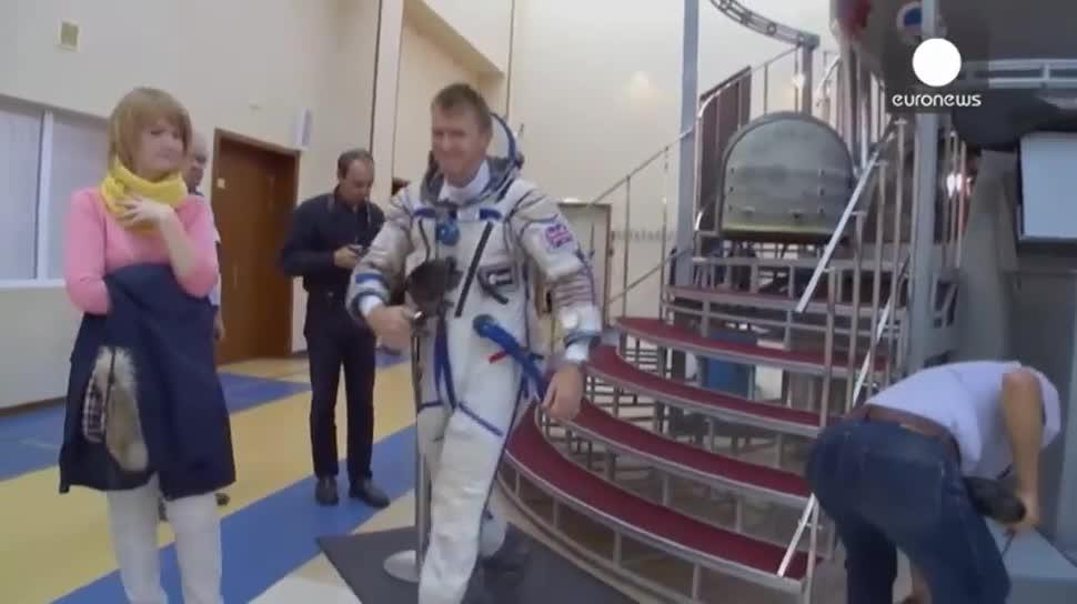 Forschung, Weltraum, Raumfahrt, EuroNews, Iss, Astronaut, Tim Peake