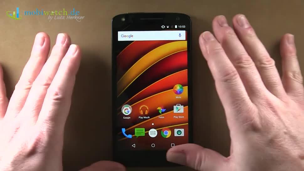 Android, Display, Motorola, Lutz Herkner, Moto X Force