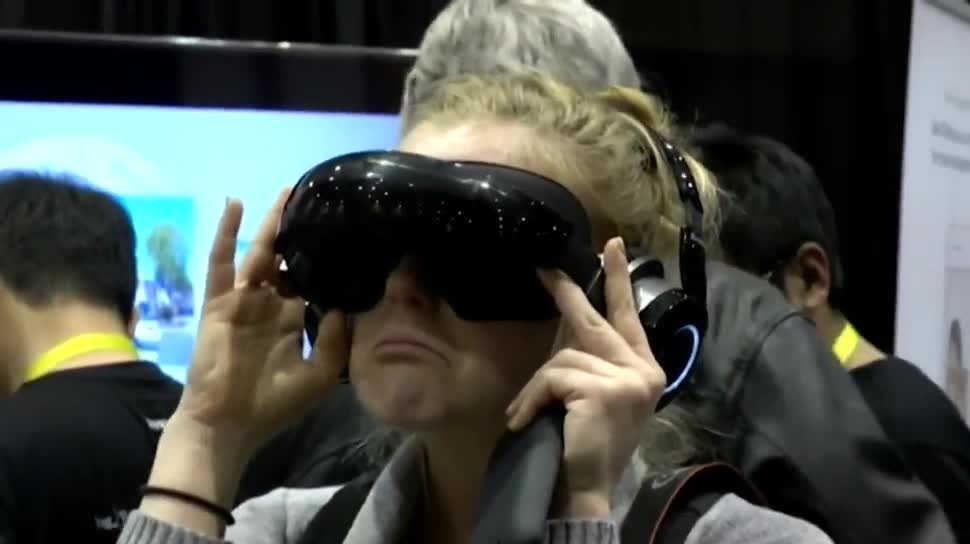 Virtual Reality, VR, Ces, Messe, CES 2016, Dpa, Gadgets