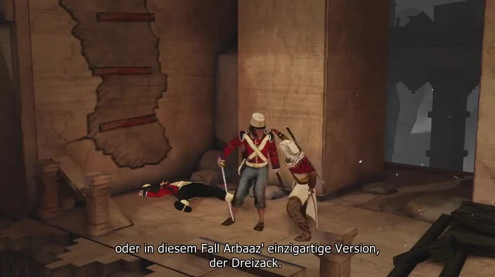 Trailer, Ubisoft, Gameplay, actionspiel, Assassin's Creed, Assassin's Creed Chronicles, Assassin's Creed Chronicles: India