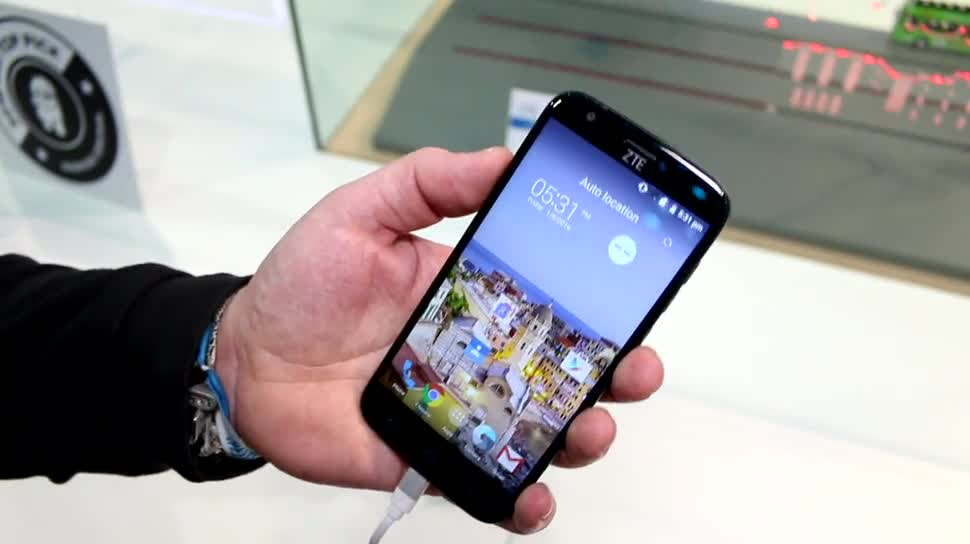 Android, Smartphones, Zte, Einsteiger, ZTE Grand X3