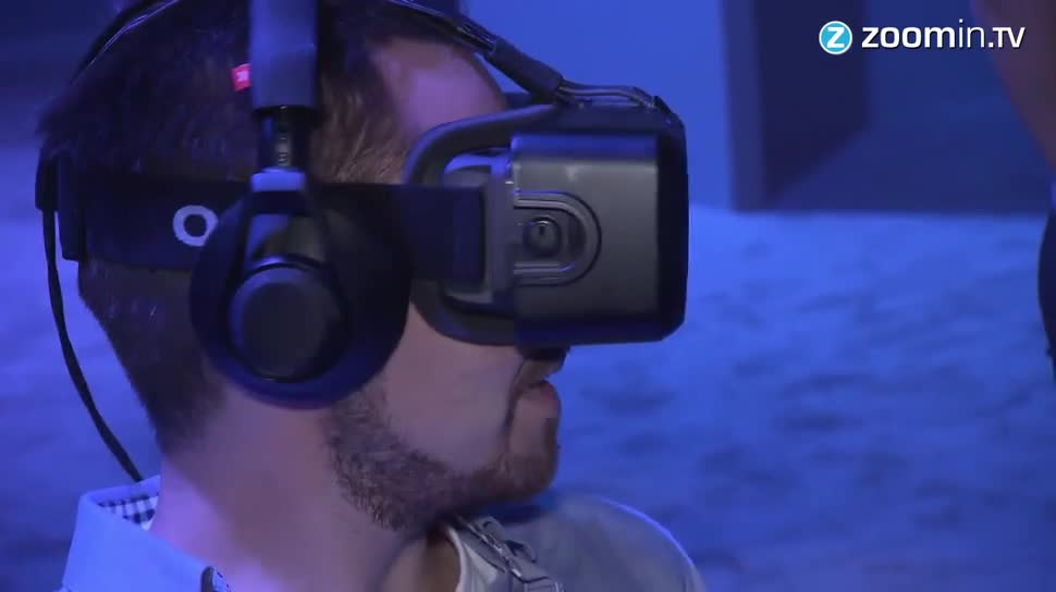 Facebook, Zoomin, Virtual Reality, Oculus Rift, Oculus VR, VR-Brille, Oculus, Eve: Valkyrie