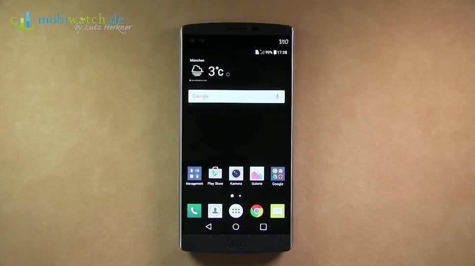 Smartphone, Android, LG, Lutz Herkner, V10