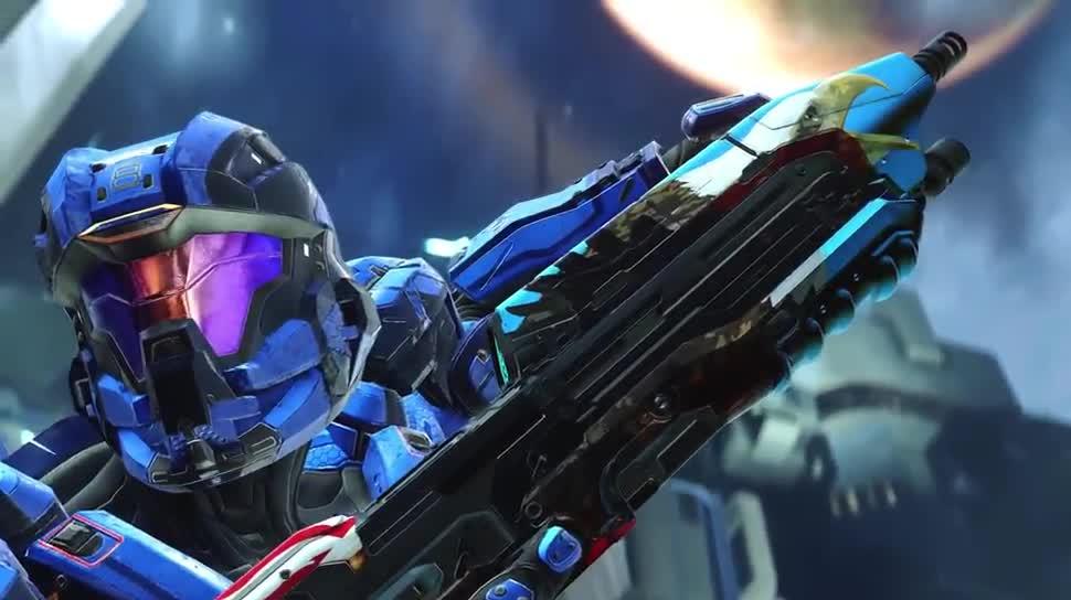 Microsoft, Trailer, Xbox, Xbox One, Ego-Shooter, Microsoft Xbox One, Halo, Halo 5, 343 Industries, Halo 5: Guardians, Infinity's Armory