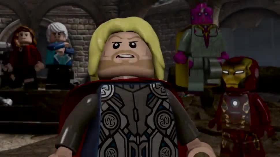Trailer, Warner Bros., Marvel, Lego, Avengers, Marvel Avengers, LEGO Marvel's Avengers, Marvel's Avengers