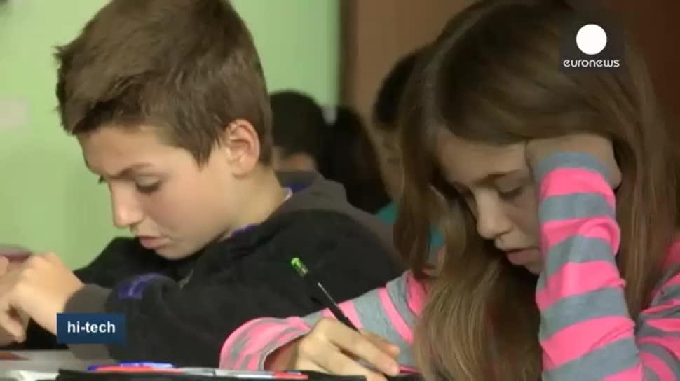 EuroNews, Bildung, Lernen, Bett, Bildungsmesse
