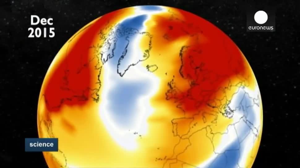EuroNews, Wetter, Klima, Klimawandel, NOAA, WMO, El Nino