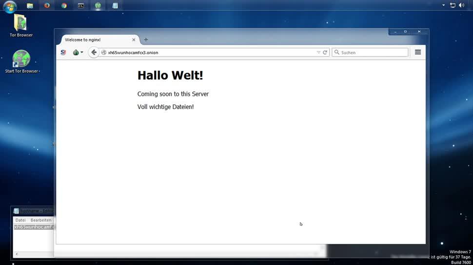 Sicherheit, SemperVideo, Tor, Anonymisierung, Hidden Services