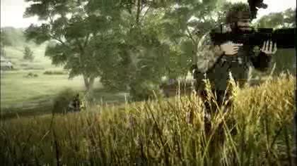 Trailer, Shooter, Action, Operation Flashpoint, Dragon Rising