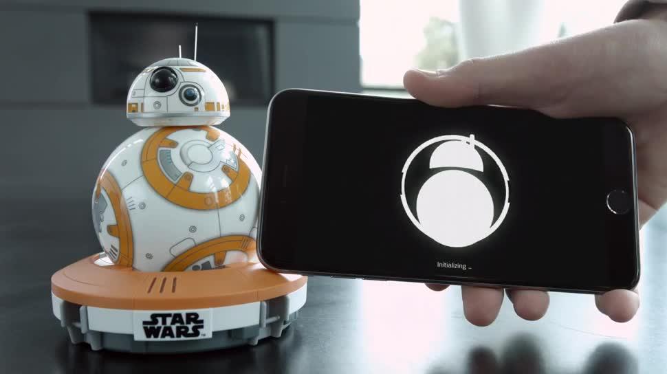 Star Wars, Stiftung Warentest, Spielzeug, BB-8, Sphero