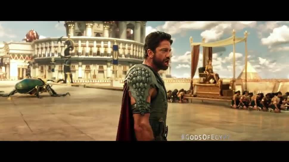 Werbespot, Kinofilm, Super Bowl, Super Bowl 2016, Gods of Egypt