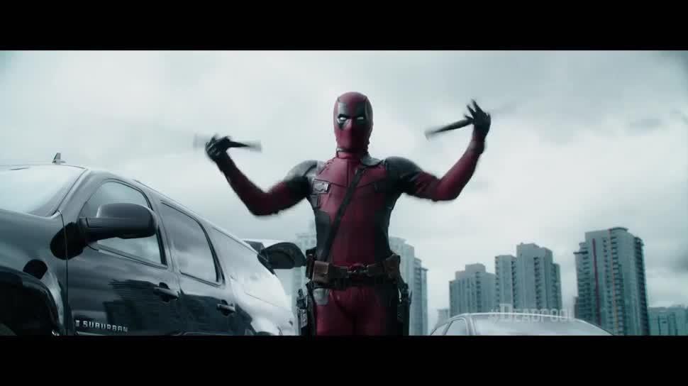Werbespot, Kinofilm, Marvel, Super Bowl, 20th Century Fox, Super Bowl 2016, Deadpool