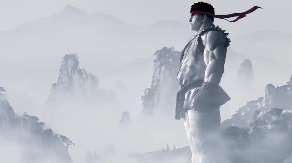 Trailer, Capcom, Prügelspiel, Street Fighter, Street Fighter V