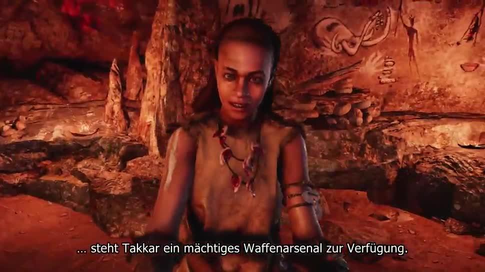 Trailer, Ego-Shooter, Ubisoft, Far Cry, Far Cry Primal