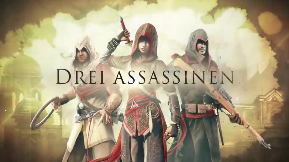 Trailer, Ubisoft, actionspiel, Assassin's Creed, Assassin's Creed Chronicles