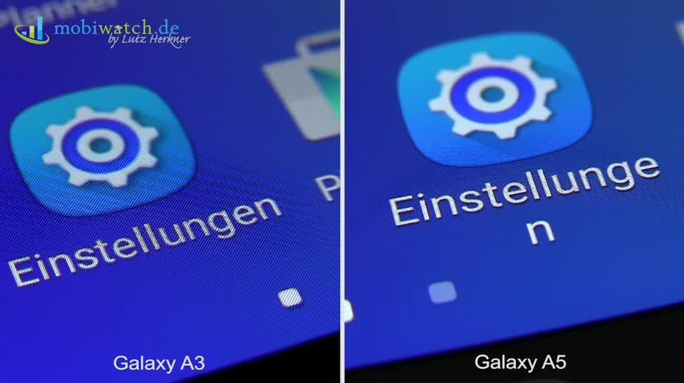 Smartphone, Android, Samsung, Lutz Herkner, Galaxy A3, Galaxy A5