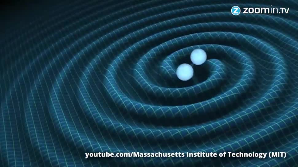 Zoomin, Weltraum, Gravitationswellen, universum, Albert Einstein