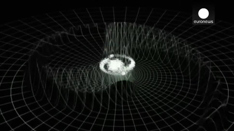 Forschung, Weltraum, EuroNews, Astronomie, Gravitationswellen, universum, LIGO, Gravitation