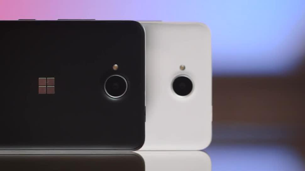 Microsoft, Smartphone, Windows Phone, Windows 10 Mobile, Lumia, Hands-On, Hands on, Lumia 650, Microsoft Lumia 650