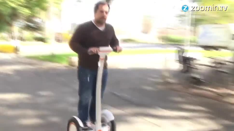 Zoomin, Hoverboard, segway, E-Scooter, E-Wheel