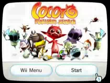 Nintendo, WiiWare, Virtual Console, Platform, Wii-Shop-Kanal, Jumper, Cocoto, Geschicklichkeit, Jump'n'Run