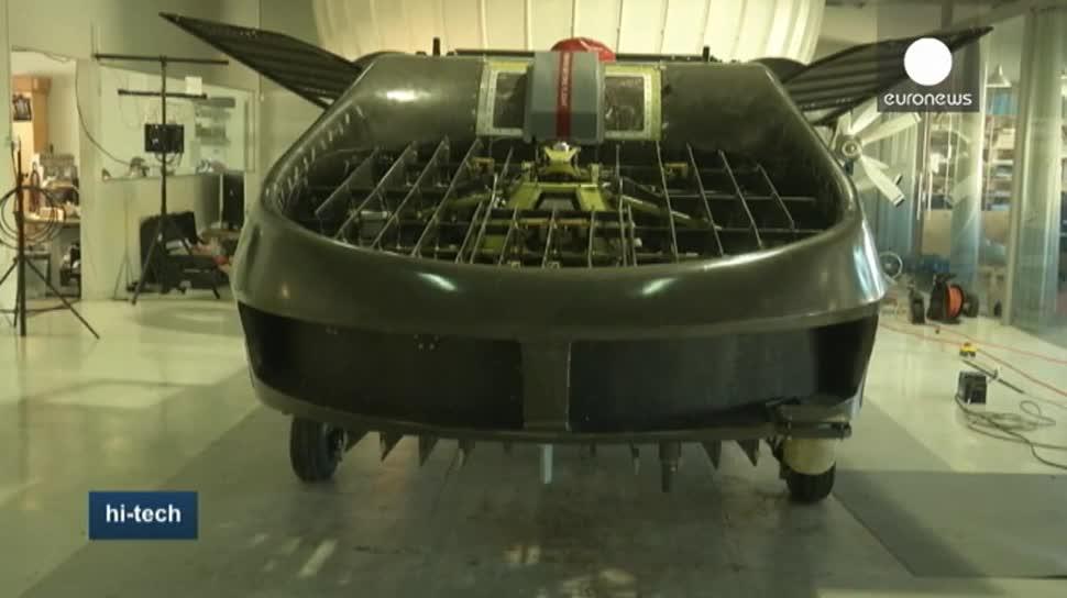 Prototyp, Drohnen, EuroNews, Krieg, Katastrophen