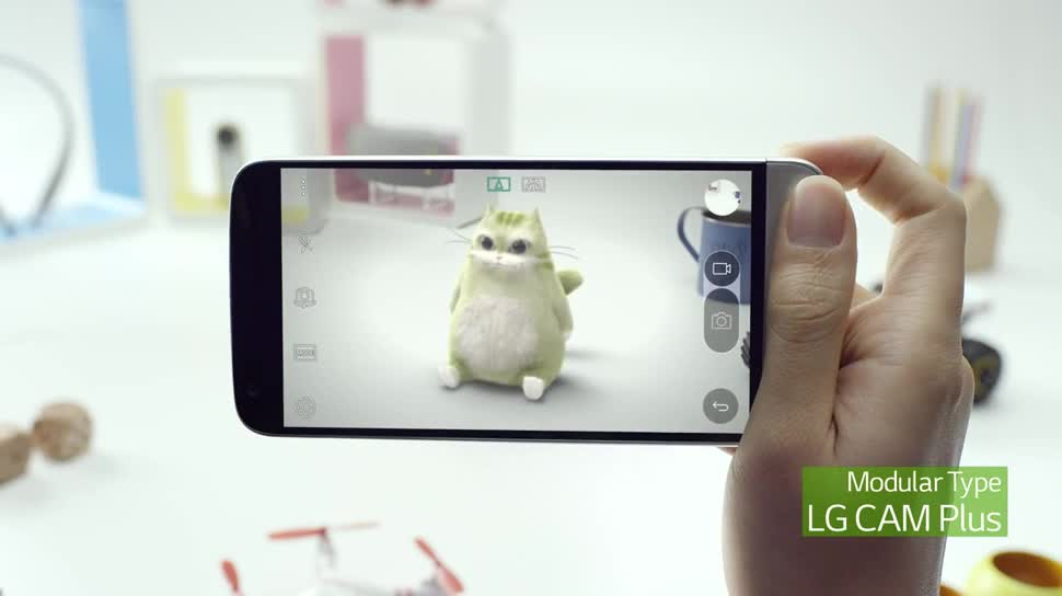 Smartphone, Android, LG, Mwc, Mwc 2016, LG G5, G5, Always On