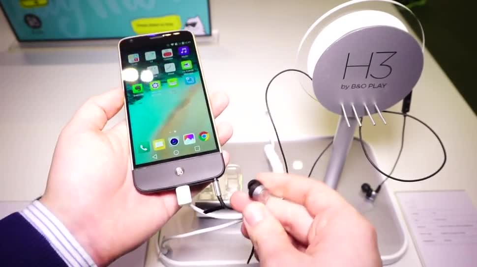 Smartphone, LG, Mwc, Mobile World Congress, LG Electronics, Mwc 2016, Daniil Matzkuhn, tblt, LG G5, G5