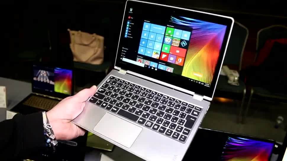 Lenovo, Mwc, Mobile World Congress, Mwc 2016, Yoga, Yoga 710, Lenovo Yoga 710